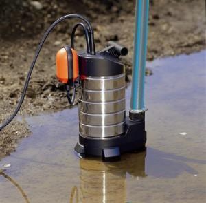 Pompa dobrudnej wody 20000 inox - GARDENA