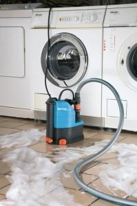 Pompa zanurzeniowa 13000 aquasensor - GARDENA