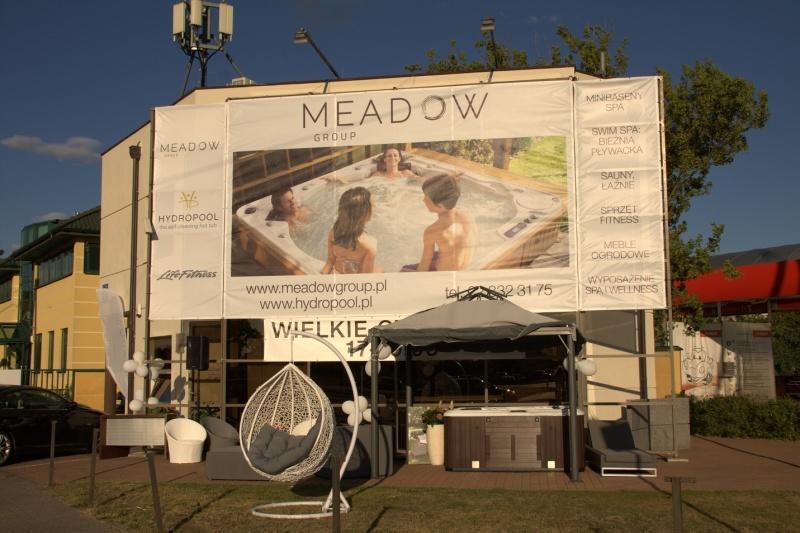 Wielkie Otwarcie Nowego Salonu Meadow Group na Vogla