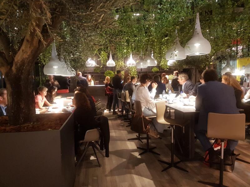 Wnętrze i Ogród na Tagrach iSaloni w Mediolanie
