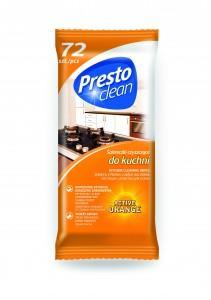 Presto Clean dokuchni 72 szt.2